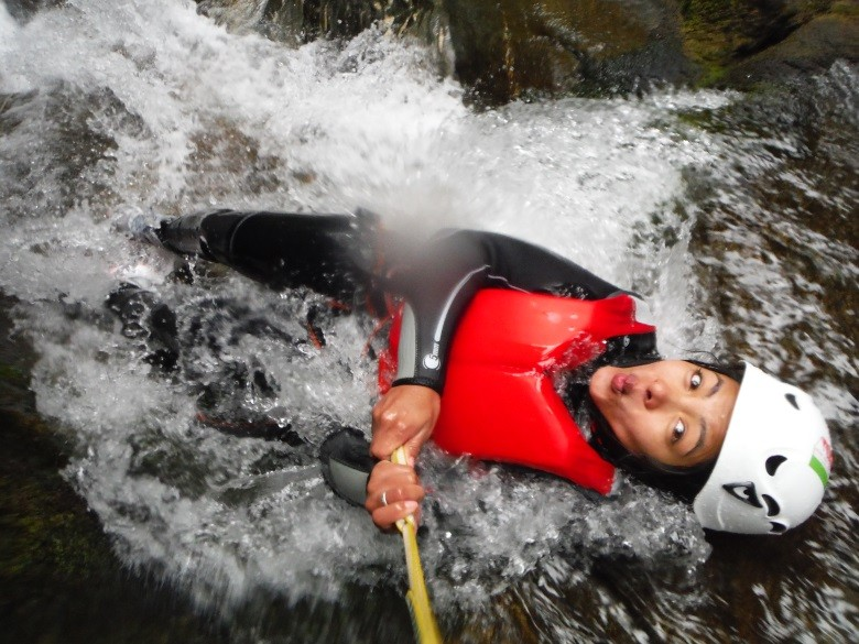 Canyoning in Trentino and Lake Garda
