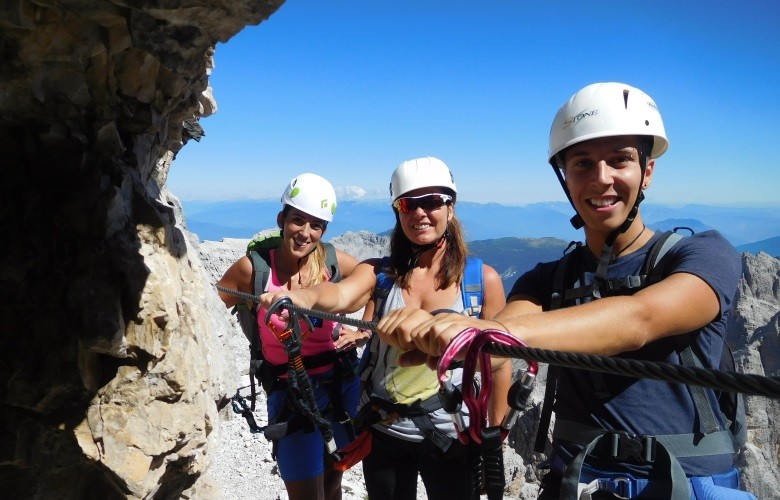 Via Ferrata Course